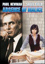 Absence of Malice