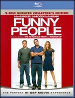 Funny People [WS] [Unrated] [Collector's Edition] [2 Discs] [With $10 Little Fockers Movie Cash]