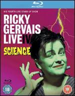 Ricky Gervais: Live IV - Science [Blu-ray]