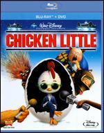 Chicken Little [2 Discs] [Blu-ray/DVD] - Mark Dindal