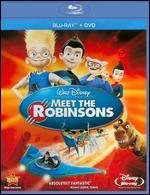 Meet the Robinsons [2 Discs] [Blu-ray/DVD]