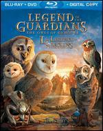 Legend of the Guardians: The Owls of Ga'Hoole [2 Discs] [Includes Digital Copy] [Blu-ray/DVD]