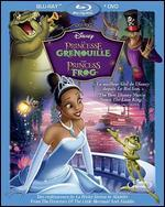 The Princess and the Frog [2 Discs] [Blu-ray/DVD] [French]