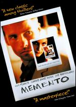 Memento - Christopher Nolan