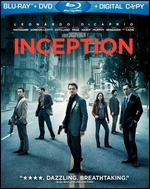 Inception [2 Discs] [Blu-ray/DVD] - Christopher Nolan
