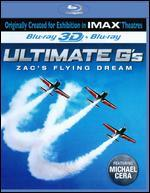 IMAX: Ultimate G's - Zac's Flying Dream 3D [Blu-ray]
