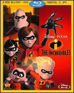 The Incredibles [4 Discs] [Includes Digital Copy] [Blu-ray/DVD]