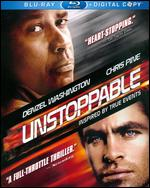 Unstoppable [2 Discs] [Includes Digital Copy] [Blu-ray] - Tony Scott