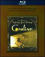 Coraline [Blu-ray] - Henry Selick