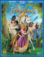 Tangled [2 Discs] [Blu-ray/DVD] - Byron Howard; Nathan Greno