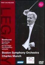Boston Symphony Orchestra/Charles Munch: Beethoven -