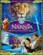 The Chronicles of Narnia: The Voyage of the Dawn Treader [3 Discs] [Includes Digital Copy] [Blu-ray/DVD - Michael Apted