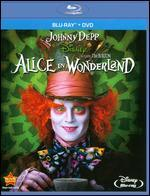 Alice in Wonderland [Blu-Ray/DVD]