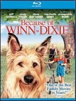 Because of Winn-Dixie [French] [Blu-ray]