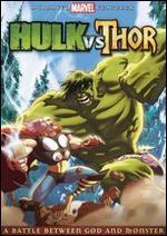 Hulk vs. Thor - Frank D. Paur