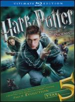 Harry Potter and the Order of the Phoenix [Ultimate Edition] [2 Discs] [Blu