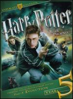 Harry Potter and the Order of the Phoenix [WS] [Ultimate Edition] [3 Discs] [Includes Digital Copy] - David Yates