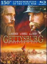 Gettysburg [Director's Cut] [2 Discs] [DigiBook] [Blu-ray]