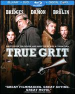 True Grit [2 Discs] [Includes Digital Copy] [Blu-ray/DVD] - Ethan Coen; Joel Coen