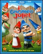 Gnomeo & Juliet [2 Discs] [Blu-ray/DVD]