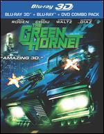 The Green Hornet [French] [3D] [Blu-ray/DVD]
