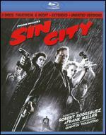 Sin City [Recut, Extended, Unrated] [2 Discs] [Blu-ray]