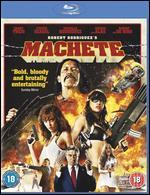 Machete [Blu-Ray] [2011] [Region Free]