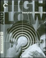 High and Low [Criterion Collection] [Blu-ray]