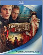 The Brothers Grimm [Blu-ray] - Terry Gilliam