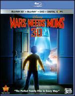 Mars Needs Moms [3D] [Blu-ray/DVD] [Includes Digital Copy] [4 Discs] - Simon Wells