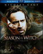 Season of the Witch [2 Discs] [Includes Digital Copy] [Blu-ray] - Dominic Sena