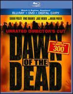 Dawn of the Dead [Unrated Director's Cut] [2 Discs] [With Tech Support for Dummies Trial] [Blu-ray/
