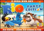 Rio [Party Edition] [2 Discs] - Carlos Saldanha