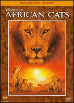 Disneynature: African Cats [2 Discs] [DVD/Blu-ray] - Keith Scholey