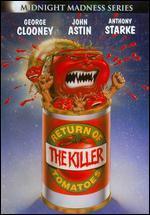 Return of the Killer Tomatoes [Vhs]