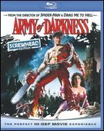 Army of Darkness [Screwhead Edition] [With Movie Cash] [Blu-ray]