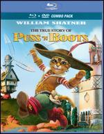 The True Story of Puss'n Boots [Blu-ray]
