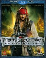 Pirates of the Caribbean: On Stranger Tides [2 Discs] [Blu-ray/DVD]