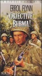 Objective Burma [Vhs]