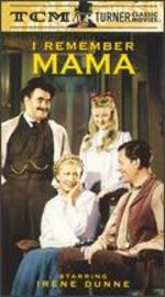 I Remember Mama [Vhs]