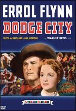 Dodge City Dvd (1939) Errol Flynn / Olivia De Havilland