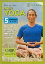 Rodney Yee's Daily Yoga