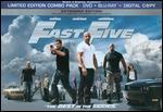 Fast Five [Rated/Unrated] [Extended Edition] [2 Discs] [Includes Digital Copy] [DVD/Blu-ray]