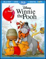 Winnie the Pooh [3 Discs] [Includes Digital Copy] [Blu-ray/DVD] - Don Hall; Stephen J. Anderson