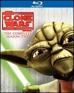 Star Wars: The Clone Wars-The Complete Season Two [3 Discs] [Blu-ray]