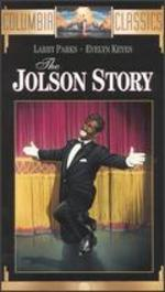 The Jolson Story [Vhs]