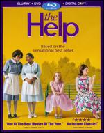 The Help [3 Discs] [Includes Digital Copy] [Blu-ray/DVD] - Tate Taylor