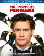 Mr. Popper's Penguins [3 Discs] [Includes Digital Copy] [Blu-ray/DVD]