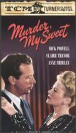 Murder My Sweet [Vhs]
