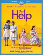 The Help [2 Discs] [Blu-ray/DVD]